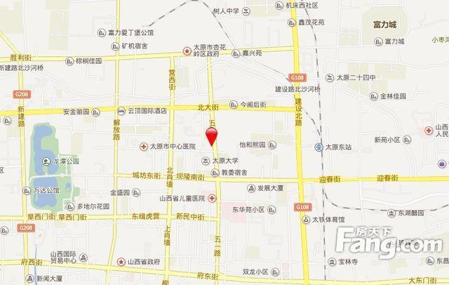 小北门机床厂宿舍 VS 太原市地方税务局直属分局宿舍,哪个更宜居?