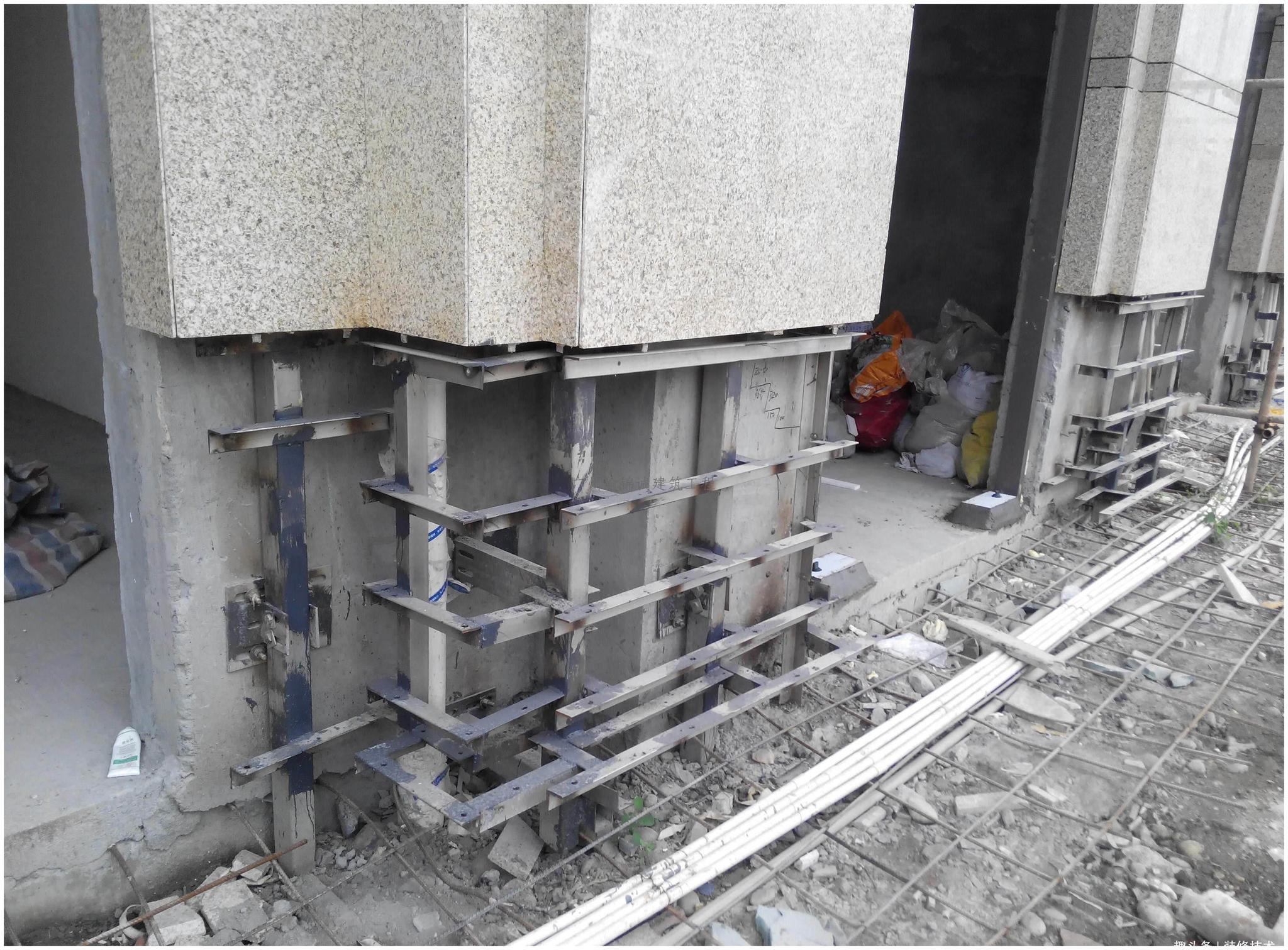 石材幕墙安装的施工方法
