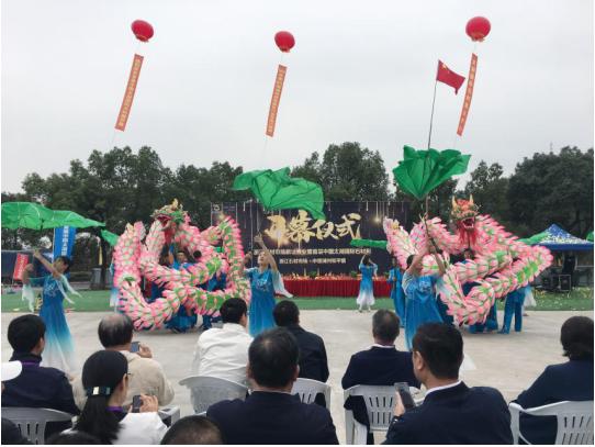 浙江石材市场新址开业暨首届中国太湖国际石材展隆重开幕