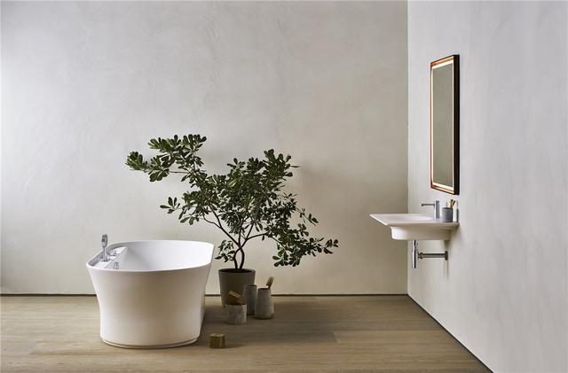 西班牙卫浴品牌NOKEN为浴室注入生命,诠释自然属性的水浴魅力