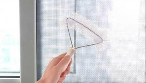 干货 | 隐形纱窗的清洗方法有哪些?学会这5招还你干净纱窗
