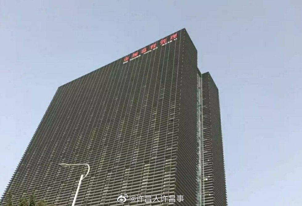 """许昌一大批新标牌""""上岗"""""""