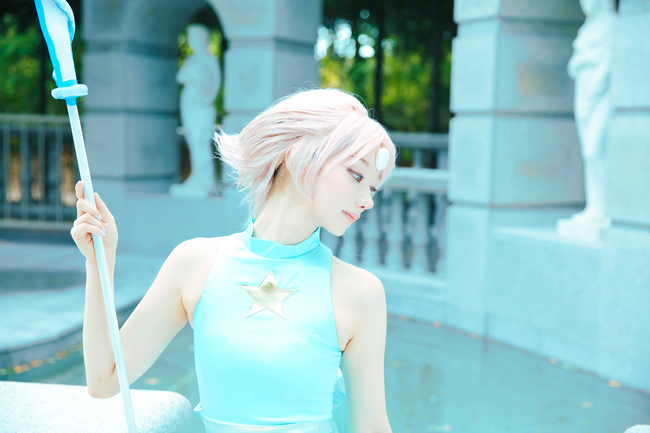 cos: 史帝芬宇宙 - 珍珠, 符合你心中的珍珠模样吗?