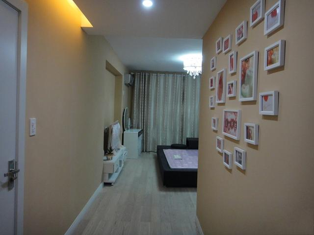 晒晒朋友家的新房,里里外外花了18万,超喜欢电视背景墙!