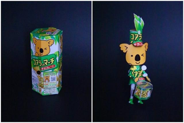 他把零食包装变成可爱立体模型,品客包装变韩系男团让人笑出眼泪