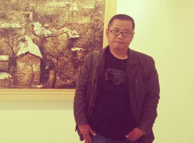 细腻独到 美轮美奂——油画家王磊作品欣赏