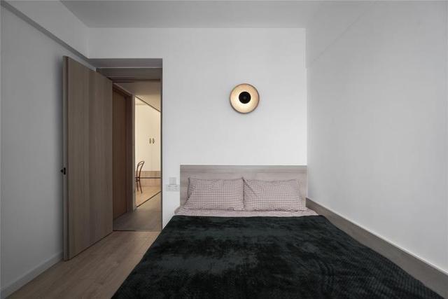 78平日式精致小清新空间,实木材质打造自然之感,简约而不简单