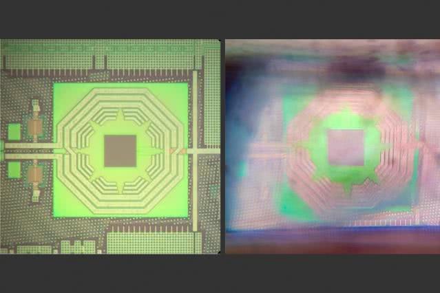 MIT首次在芯片上打造基金刚石的量子传感器 或取代车辆上的GPS