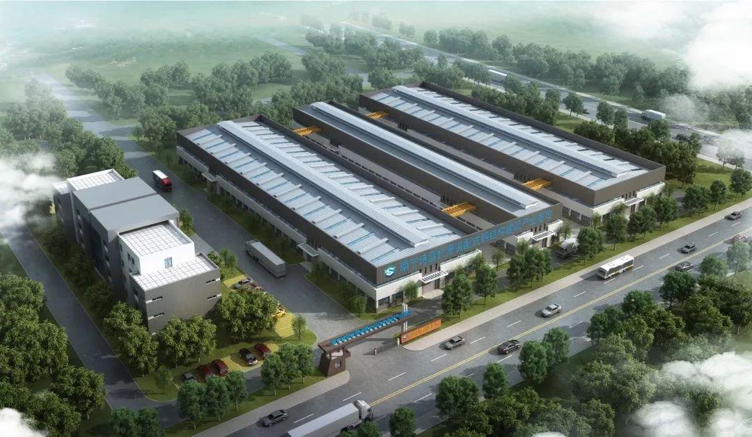 广西发展装配式钢结构建筑新的里程碑!