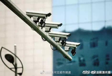 石家庄栾城区新增交通违法行为电子抓拍设备8处
