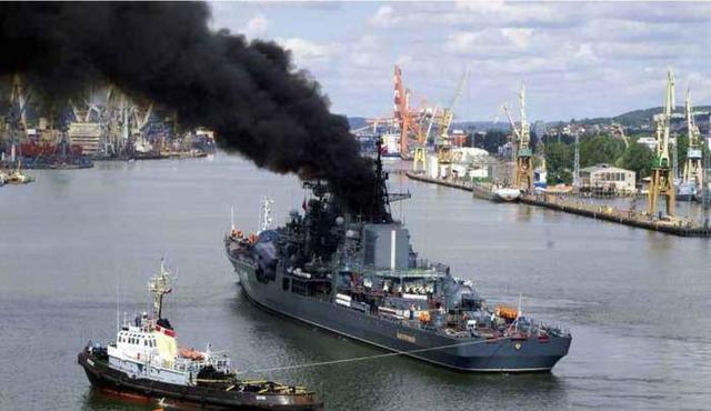 燃气轮机是个油老虎,油耗简直爆表,为什么还能做大型军舰动力?