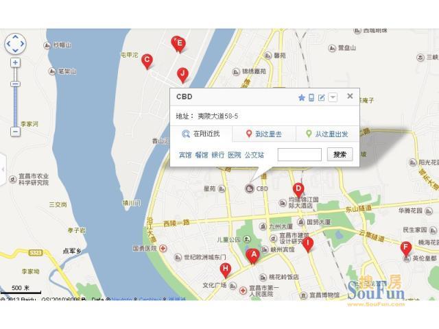 西陵CBD数码城 VS 锦绣华庭,哪个更宜居?