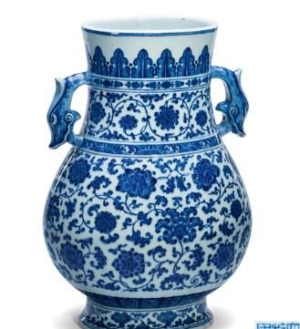 中国嘉德国际拍卖2018年征集的部分瓷器鉴赏