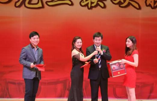 津宝乐器2018年度表彰大会暨2019元旦联欢晚会在宝坻影剧院举行!