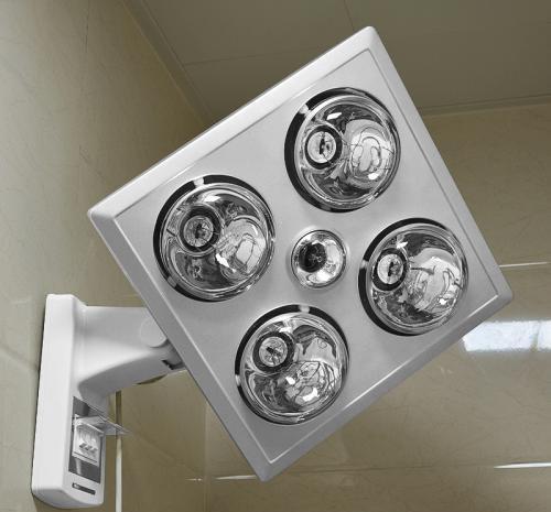 老房子的卫生间如何安装浴霸