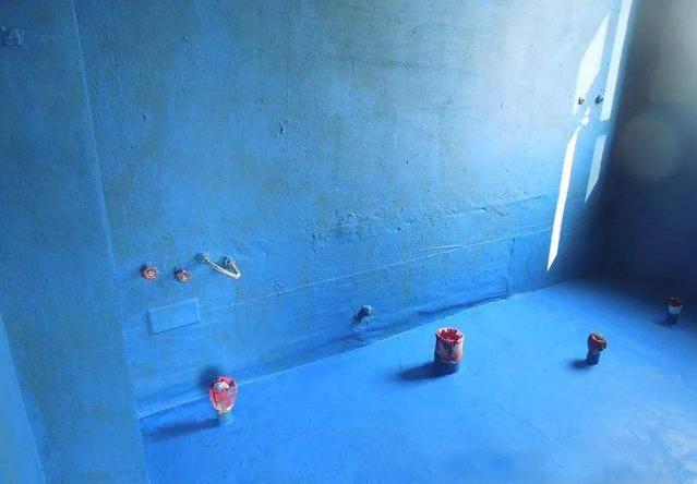 家庭装修,卫生间防水材料要刷几遍?