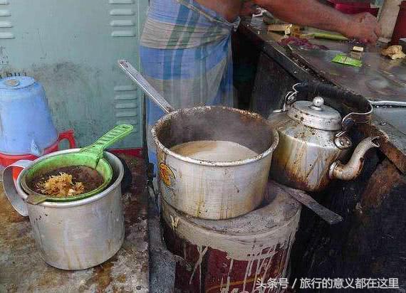 印度人离不开的奶茶,竟然要放肉桂茴香?