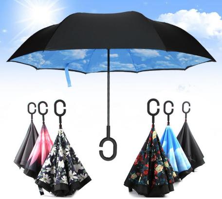 大叔发明多功能雨伞,从开始的默默无闻,到现在渐渐被接受!