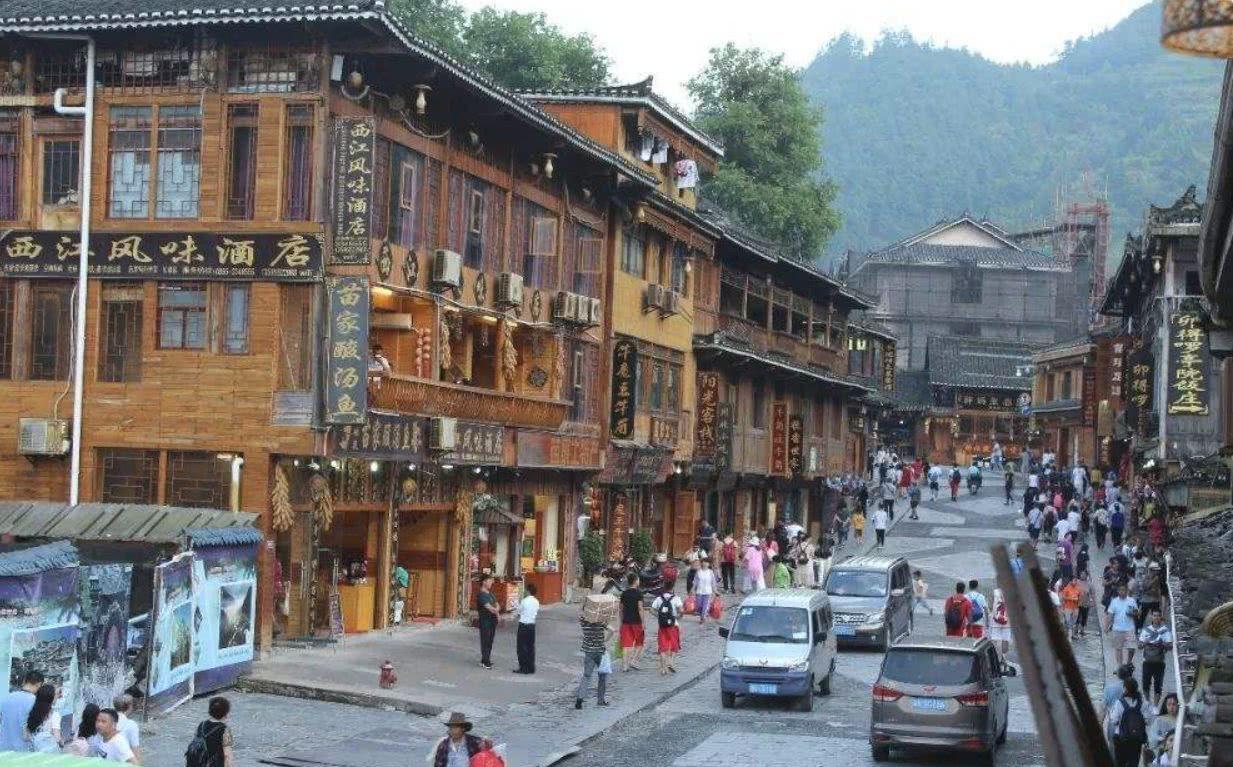"""中国最""""坑""""景区,俨然一条商业街还要收100门票,宰人没商量"""