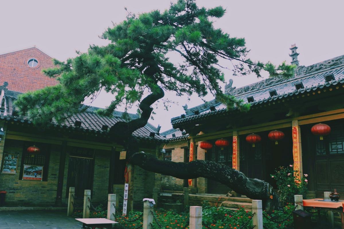 2600年的历史古镇,中国古代最早冶炼乡,秦皇曾在此置县