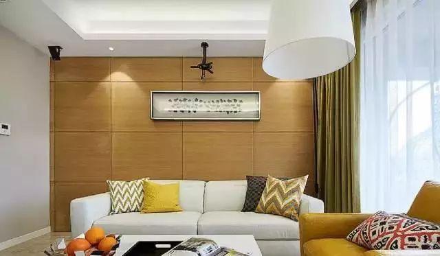 ?122㎡现代时尚三居室装修,超完美的软装搭配让人眼前一亮