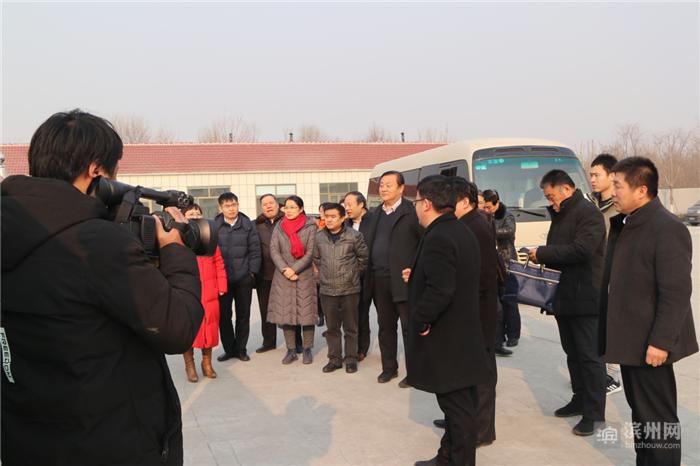 山东省畜牧业竞争力提升行动推进研讨会在阳信召开