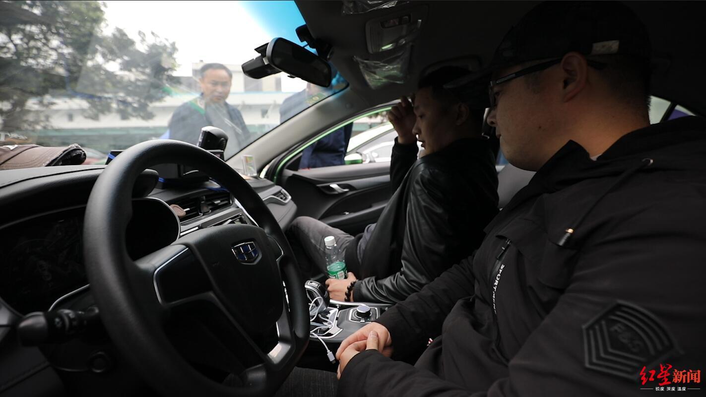 成都出租车监控设备红外线十秒射穿塑料袋?厂家:将远程升级
