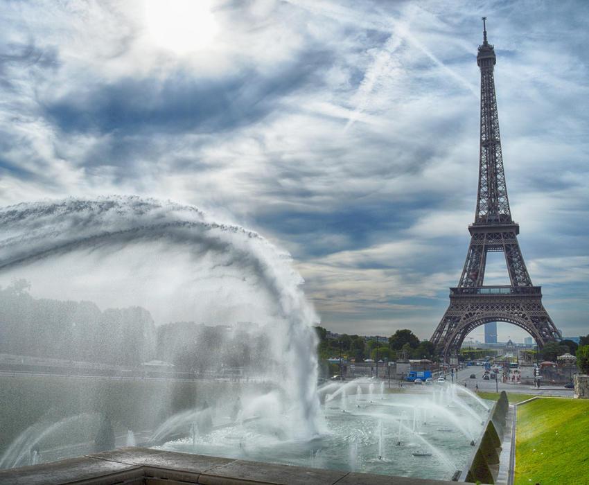 第一次去巴黎必看 | 埃菲尔铁塔网红拍照指南