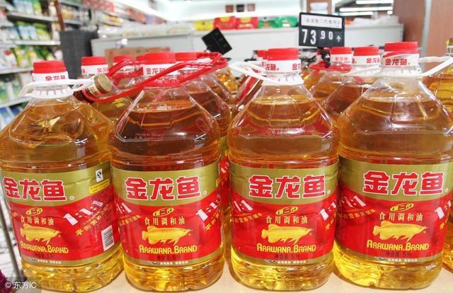 """买食用油时,有这""""三个字""""的,大多是勾兑油"""