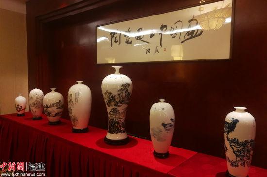 书画家沈岩谈跨界之美:当陶瓷遇上中国画