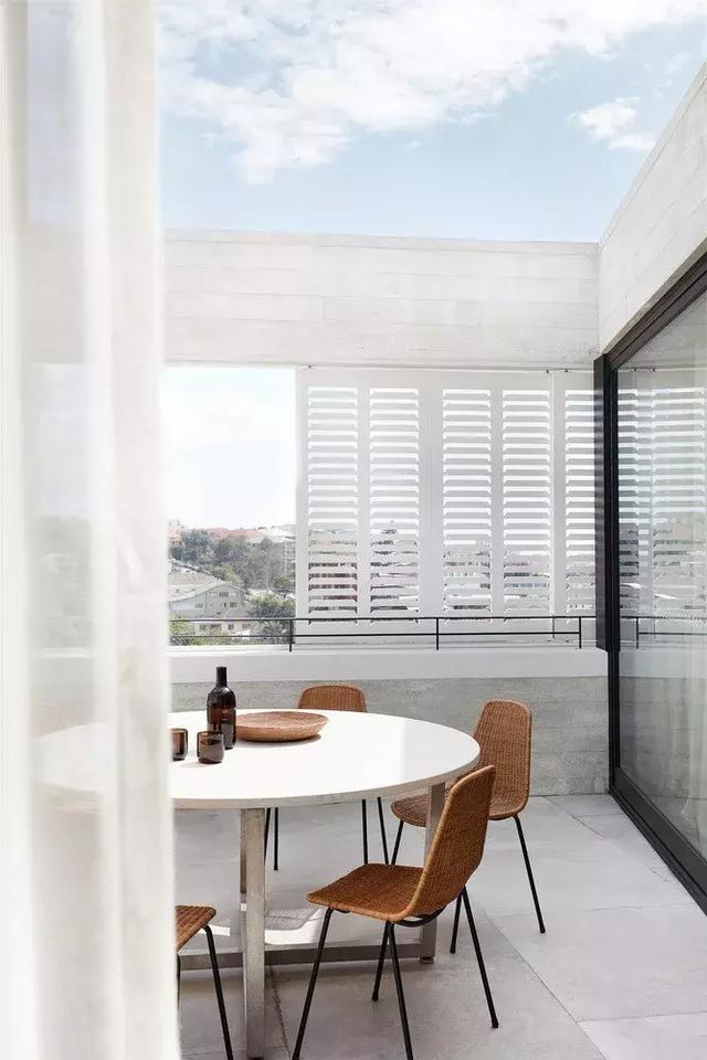 把实体墙换成玻璃墙,立马变身观景房