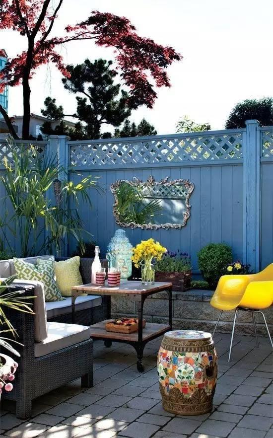 如果您有庭院梦,就造这样一个院子,来过诗一样的生活