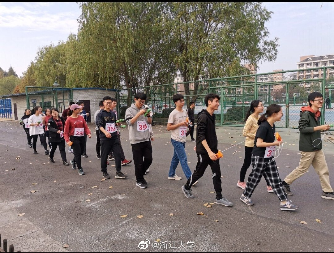 """浙江大学2019年""""三好杯""""无线电测向比赛精彩瞬间"""