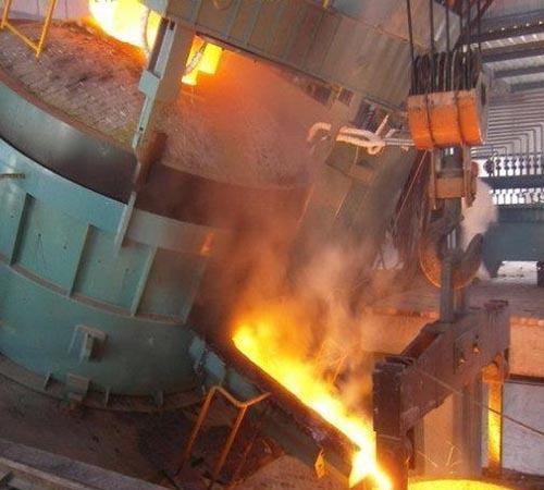钢包炉用耐火材料的配置