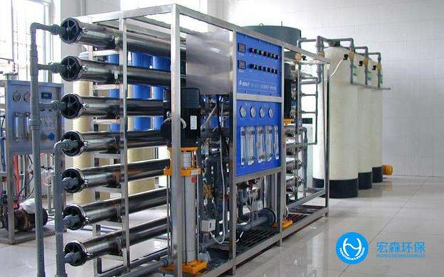 寒冷天气如何维护保养食品超纯水设备的系统?
