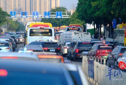 辣眼睛!广州新增50套交通技术监控设备