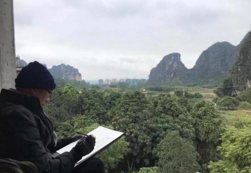 阳江阳春麻塘角生态风景园林