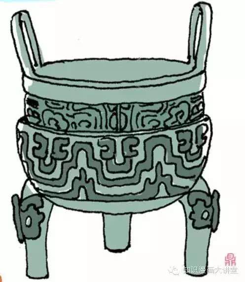 论古代吃货的自我修养:先要认识鼎、镬、甑、鬲、甗这些做饭器皿