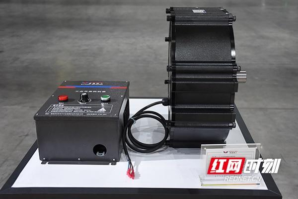 万鑫精工发布三款电机新品 布局智能物联新生态