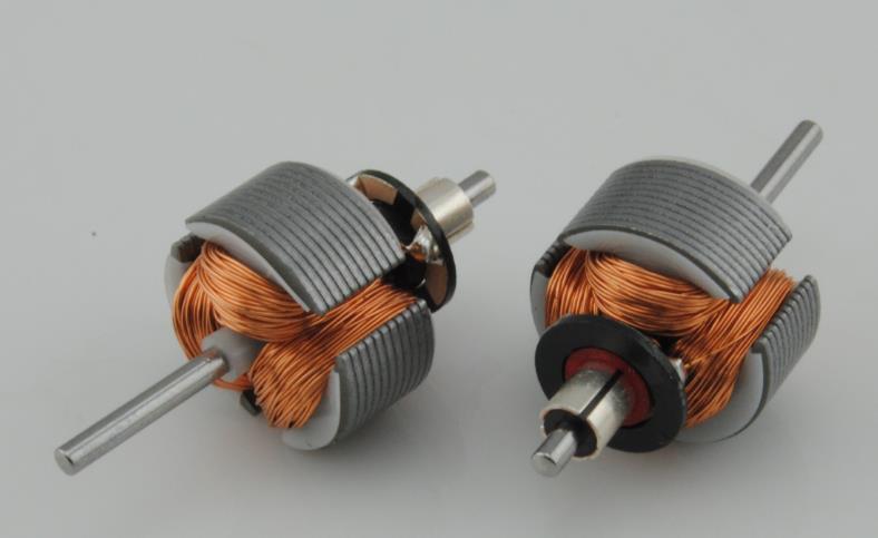 简述微型电机绕组方式