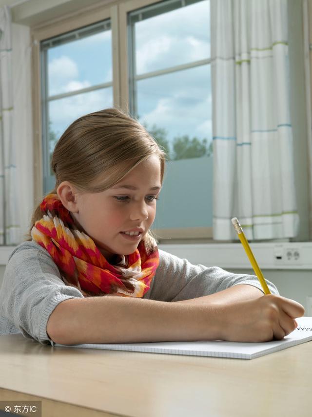 橡皮擦很好用,但不利于孩子良好作业习惯