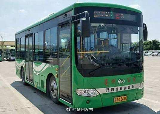谯城区城乡要通公交啦!时间和线路规划在这里……