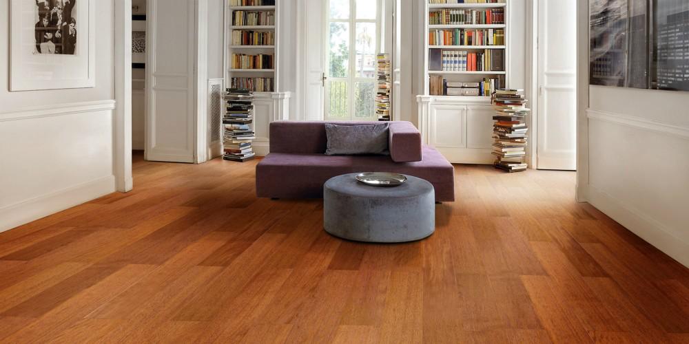 原木品鉴|格尔森番龙眼实木地板,独特的东方之韵