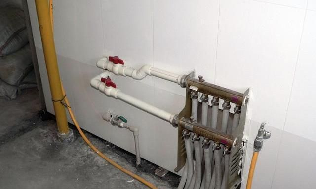 地暖分集水器上都有哪些阀门?只是在回水上有阀门,这样可以吗