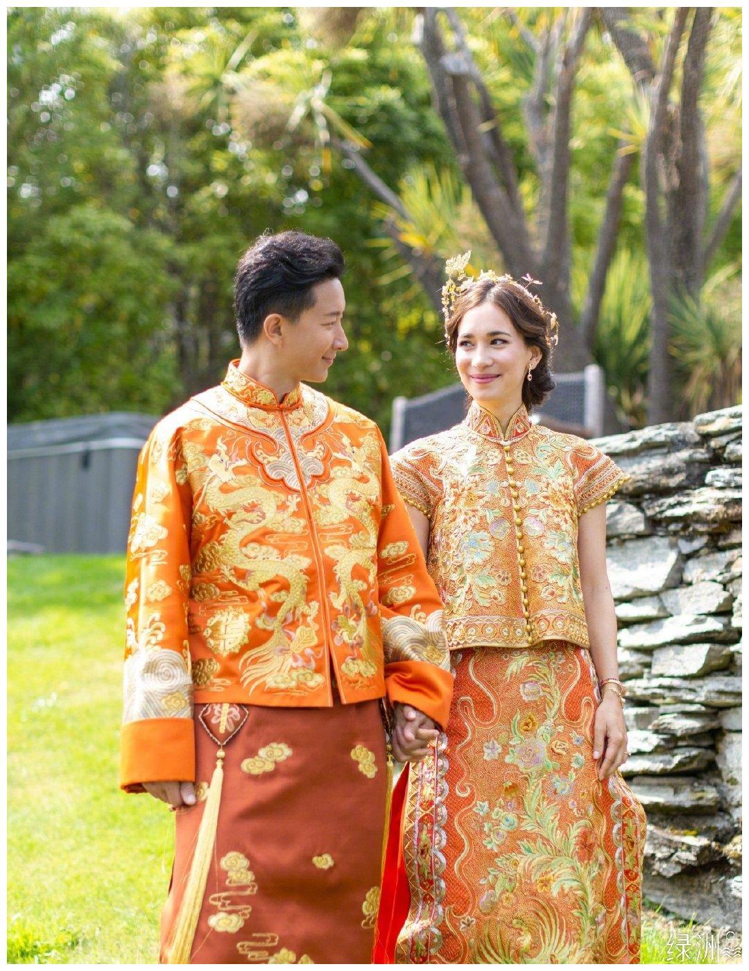 韩庚卢靖姗婚礼举办地很独特,没网没水没电源,背后意义很有爱