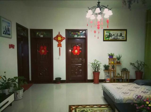 农村自建房,老公亲自装修的婚房,不够豪华但宽敞温馨住得舒坦!
