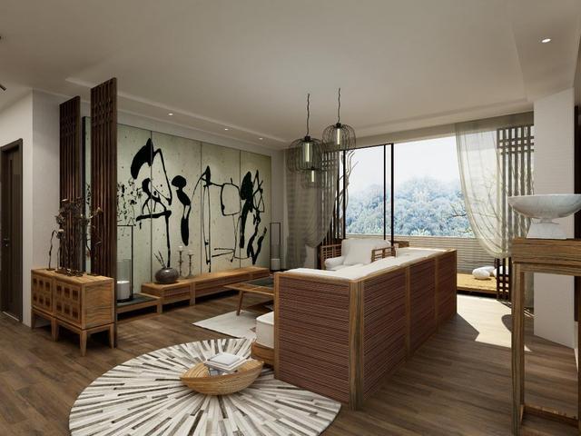 360°无死角,雕塑大师的极致美家,最爱简单装修