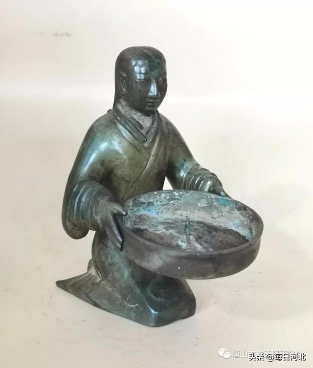 光明中国行——中国古代灯具展(清以远古灯欣赏1)