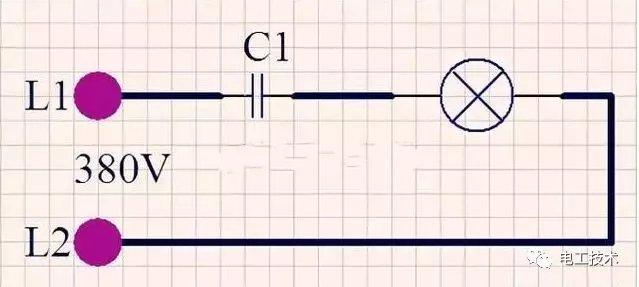没有零线只有380V电源,怎么接亮220V灯?老电工教你3种靠谱方法