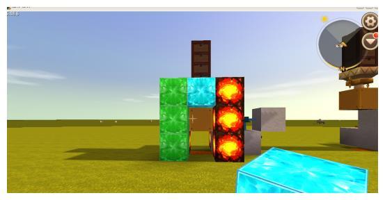 迷你世界: 官网更新高科技垃圾回收装置, 玩家却拿它当喷泉?